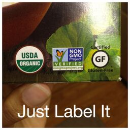 GMOs…To Label or Not to Label? That is the Question